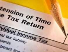 Tax Filing Extension